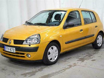 käytetty Renault Clio 1,4 16V Expression 5d AT*Automaatti*Ilmastointi*Jakohihna vaihdettu 2020*Merkkiliikkeen huoltokirja*