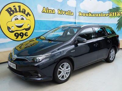 käytetty Toyota Auris Touring Sports 1.8 Hybrid Active *ERITTÄIN SIISTI!* - *NYT SÄÄSTÄT 500?!*