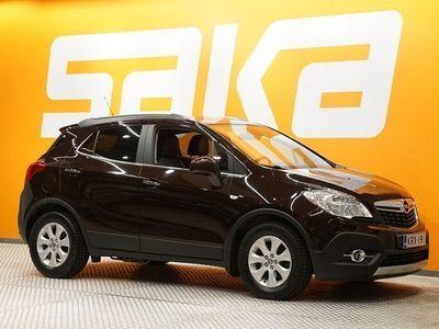 käytetty Opel Mokka 5-ov Cosmo 1,6 ecoFLEX ** P.Tutkat / Vetokoukku / Lohkolämmitin / Bluetooth **