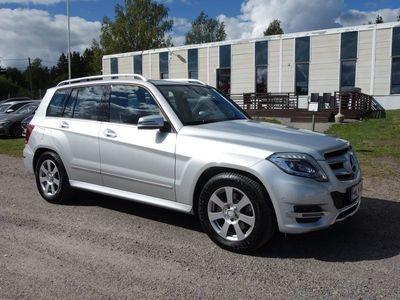 käytetty Mercedes GLK220 CDI BE 4Matic A Premium Business