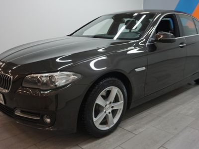käytetty BMW 520 5-sarja F10 Sedan d A xDrive Business (MY16)