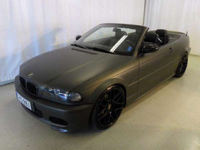 käytetty BMW 318 Cabriolet Ci