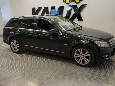 käytetty Mercedes C220 CDI BE T A Premium Business Avantgarde
