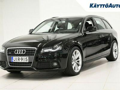 käytetty Audi A4 AVANT 2,0 TDI (DPF) 125 KW QUATTRO START-STOP ALPI