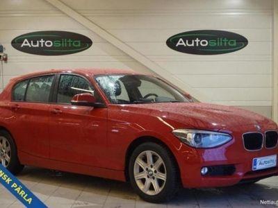 gebraucht BMW 120 F20 d xDRIVE TWINPOWER TURBO BUSINESS ILMASTOINNILLA. Myös vaihto ja rahoitus. Nyt jopa ilman käsirahaa.