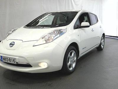 käytetty Nissan Leaf Acenta 24 kWh -VÄHÄN AJETTU!-