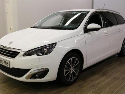 käytetty Peugeot 308 SW Allure Edition PureTech 130 **** LänsiAuto Outlet-tarjous! Rahoituskorko tähän autoon nyt 0 % (+kulut, ma...