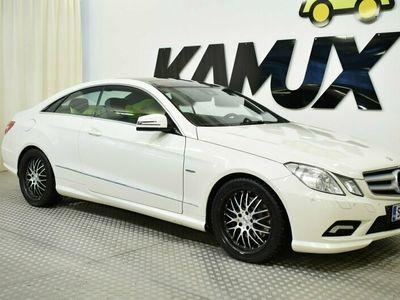 käytetty Mercedes E350 CDI BE Coupé A