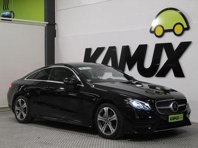 käytetty Mercedes E220 A Coupé Business / AMG / 360 KAMERA / ADAPT CRUISE /