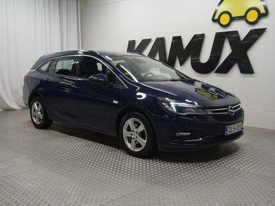 käytetty Opel Astra Sports Tourer Innovation 1,6CDTI 100kW // Juuri katsastettu // Navi // KEYLESS //
