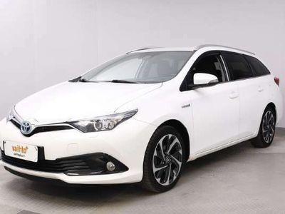 käytetty Toyota Auris Touring Sports 1,8 Hybrid Active / Peruutuskamera
