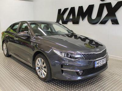 käytetty Kia Optima 1,7 CRDi ISG EX DCT A/T #1-omistaja, Suomi-auto, HIENO!