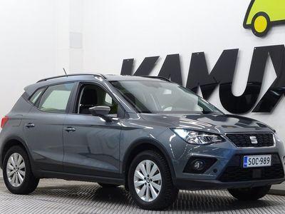 käytetty Seat Arona 1,0 EcoTSI 115 Style DSG 1-Omisteinen Suomi-auto / Kahdet hyvät renkaat / Säännöllisesti huollettu
