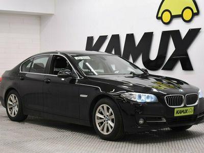 käytetty BMW 520 520 F10 Sedan d A xDrive Exclusive Edition // Sporttipenkit / Nahkaverhoilu