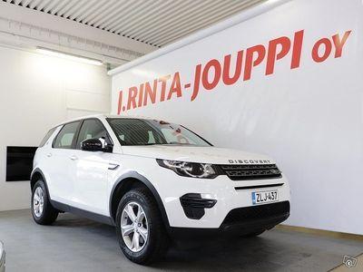 käytetty Land Rover Discovery Sport 2,0 TD4 150 PURE Plus Aut - Vetokoukku - Webasto kaukosäädöllä -