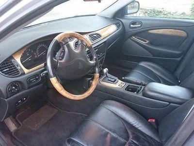 used Jaguar S-Type vm.99 3.0v6 bensa