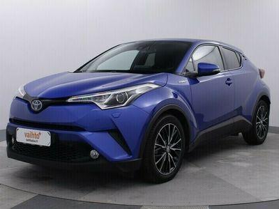 käytetty Toyota C-HR 1,8 Hybrid Business Aut. *TÄYDELLINEN MERKKILIIKEHUOLTO HISTORIA*