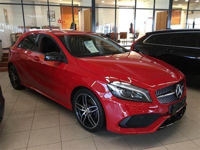 käytetty Mercedes A180 A Business AMG
