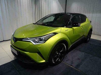 käytetty Toyota C-HR 1,8 Hybrid Limited Style Edition