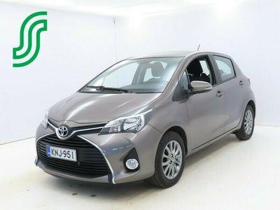 käytetty Toyota Yaris 1,33 Dual VVT-i Active 5ov Multidrive S *Plus-paketti* - * Approved - 12 kk maksuton vaihtoaut