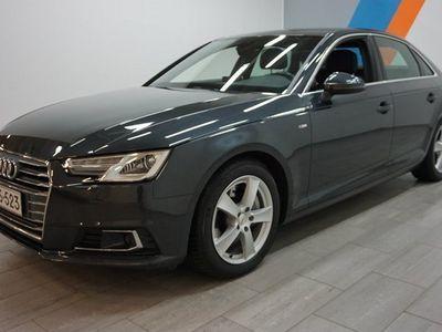 käytetty Audi A4 Sedan Business Sport 3,0 TDI 200 Q tiptr **ILMAINEN KOTIINKULJETUS**