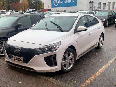käytetty Hyundai Ioniq Electric Premium Elektro Black Edition