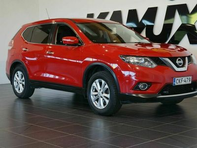 käytetty Nissan X-Trail dCi 130 Acenta 2WD 6 MT Vision Pack E6