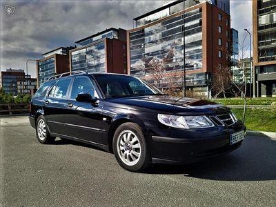 käytetty Saab 9-5 2.0t Linear Business 2004