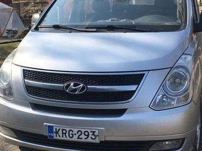 used Hyundai H-1 van 8hlö