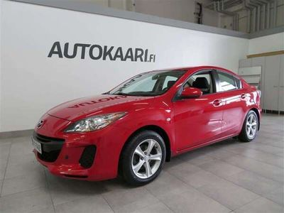 käytetty Mazda 3 Sedan 1,6 Dynamic 5MT 4ov AA2