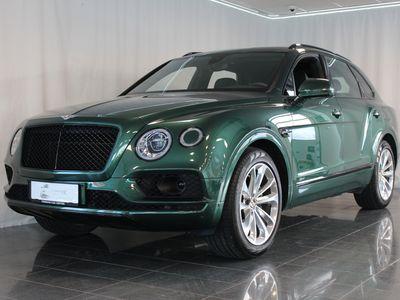 käytetty Bentley Bentayga Hybrid Hybrid, Naim, Mulliner, City- ja Touring-paketit, Breitling, 80k€ varusteet