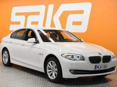 käytetty BMW 520 TwinPower Turbo A F10 Business ** Suomiauto / Tutkat / Bluetooth **