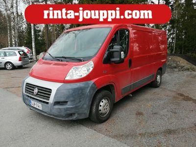 käytetty Fiat Ducato 2,3 Multijet 10 m3 (H1L2). pa - Vakionopeudensäädin / Ilmastointi / Webasto