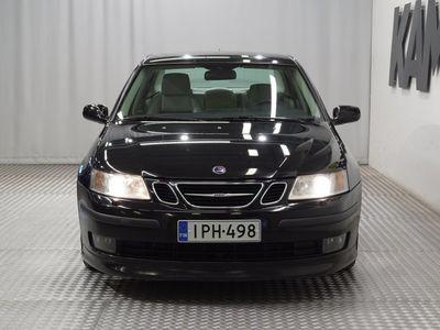 käytetty Saab 9-3 Sport Sedan 2,8TS V6 Aero M6 / Tehokas Aero!! / Juuri katsastettu / Sähköpenkit, kuskin 3:lla muisti