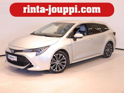 käytetty Toyota Corolla Touring Sports 1,8 Hybrid Style - **Sporttipenkit**Navi**Kamera**Merkkiliikkeen huoltohistoria**