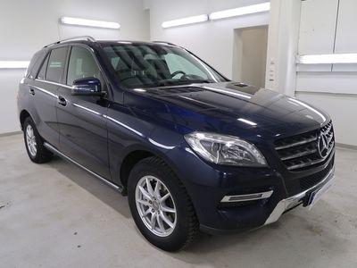käytetty Mercedes ML350 BlueTec 4Matic Premium Bsn (MY14)