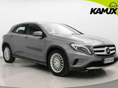 käytetty Mercedes GLA220 CDI 4Matic A / Tutkat / Bi-Xenon / Neliveto / Lohkolämmitin / Vakkari /