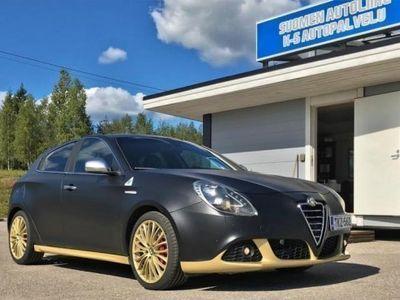 käytetty Alfa Romeo Giulietta