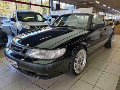 käytetty Saab 900 Cabriolet