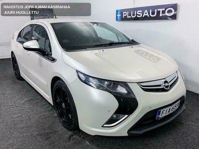 käytetty Opel Ampera 1.4 Plug-in-hybrid Automaatti **2013-malli** BiXenon, Navi, Keyless, Tutkat + P-Kamera, Lataus johdot mukaan*