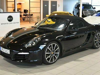 käytetty Porsche Boxster 2,7 PDK Black Edition