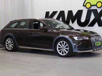 käytetty Audi A6 Allroad quattro 3.0 V6 TDI ** Facelift**