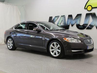 käytetty Jaguar XF 2,7D V6 Luxury