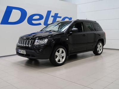 käytetty Jeep Compass 4x4 2,4 CVT Limited *Korko nyt 0,86%+kulut Huoltorahalla!*
