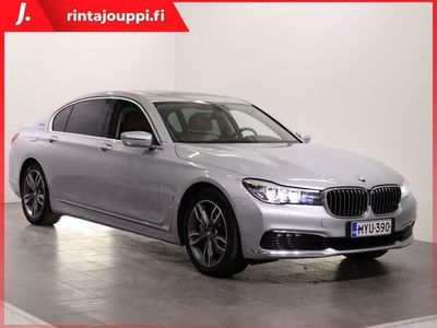 käytetty BMW 740 740 G12 Sedan Le iPerformance A xDrive Business Exclusive *Uutena yli 130t€* Katso varusteet! *** TAR
