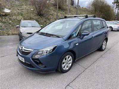 käytetty Opel Zafira Tourer Enjoy 1,6 CDTI ecoFLEX Start/Stop 100kW MT6, 7