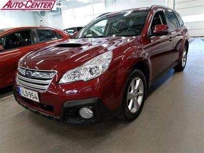 käytetty Subaru Outback 2,0 TD (PA) CVT