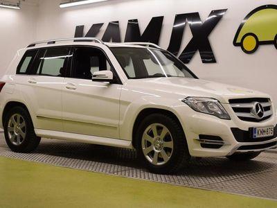 käytetty Mercedes GLK220 BlueTec 4Matic A