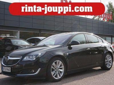käytetty Opel Insignia 5-ov Sport OPC-line 2,0 CDTI 125kW AT6 - Webasto, Vetokoukku, 1-omistaja