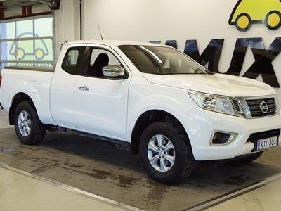 käytetty Nissan Navara